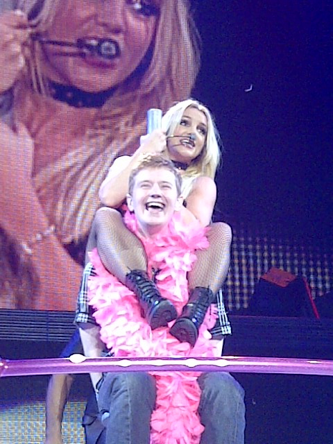 Britney Femme Fatale Tour Birmingham