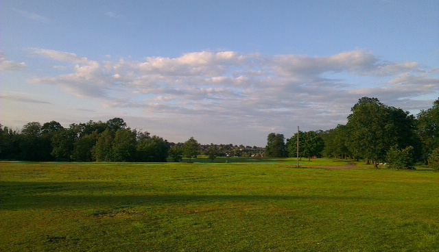 Pype Hayes Park