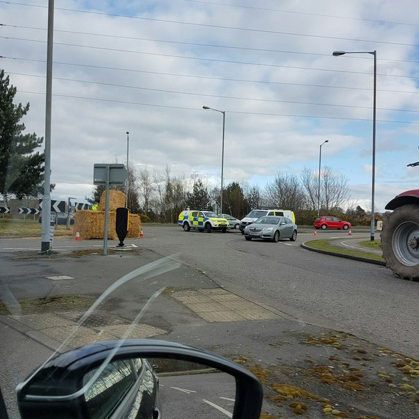 Происшествие на дороге