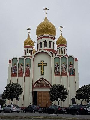 Русский собор в Сан-Франциско